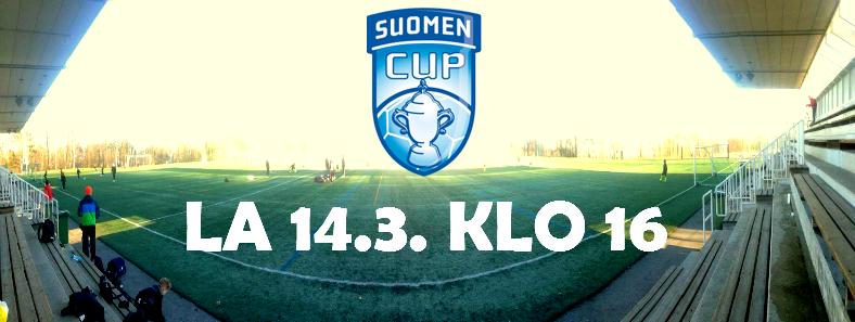 Yläkentän korkkaus: Suomen Cup