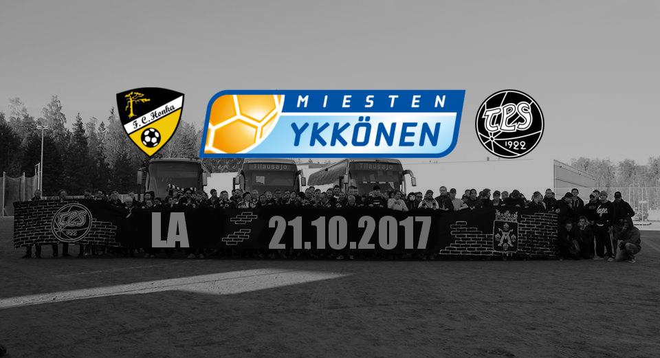 FC TPS:n kauden päätös 2017