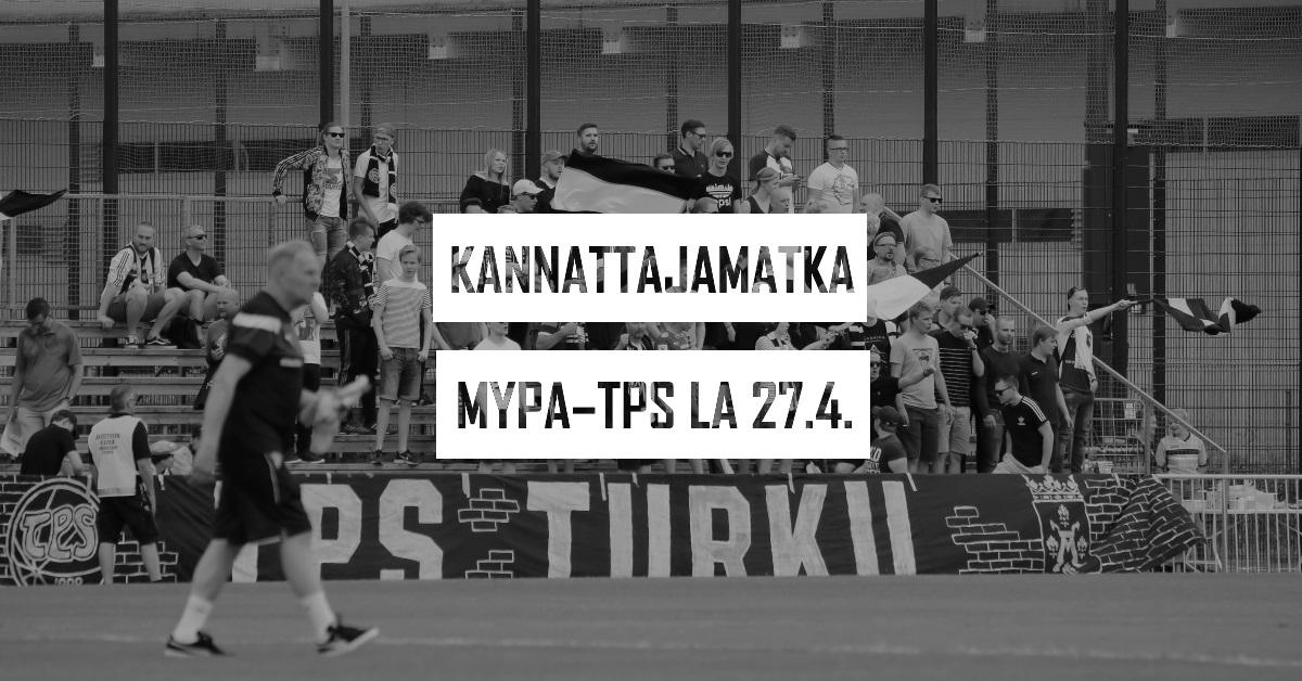 Kannattajamatka: MyPa–TPS