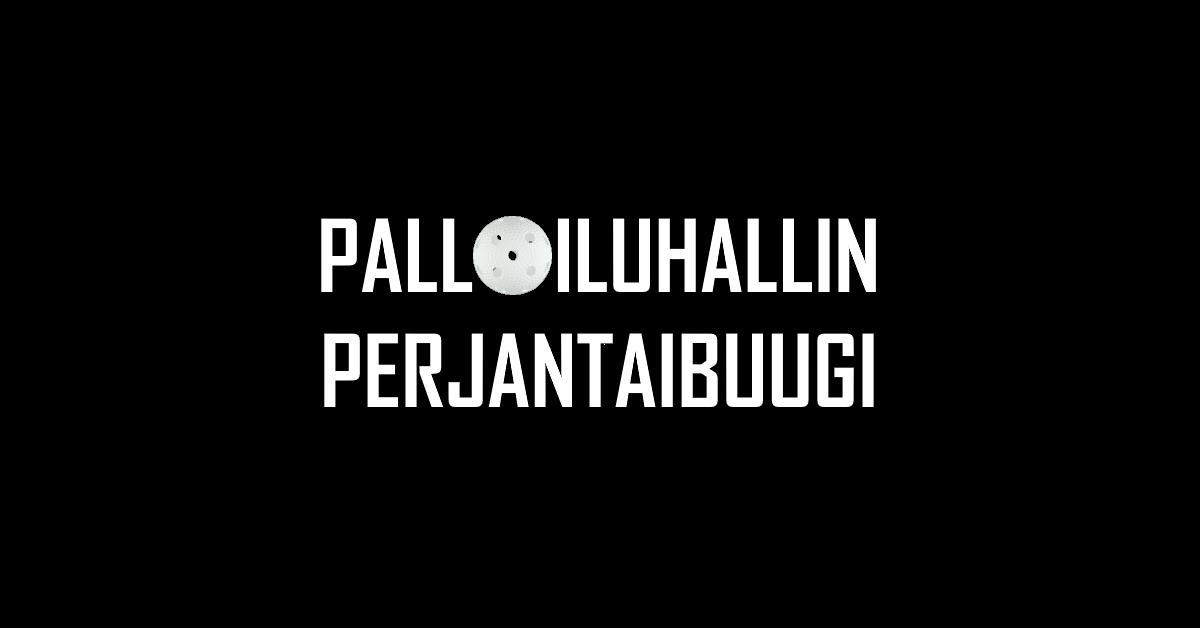 TPS-kannattajat goes Palloiluhalli!