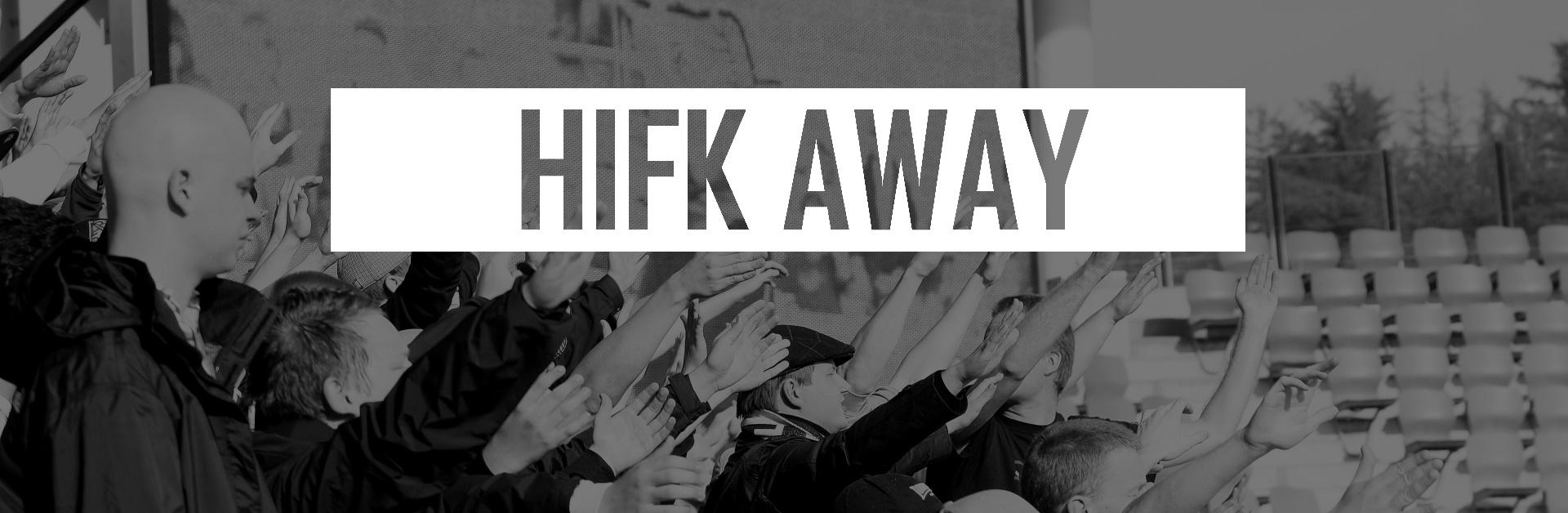 HIFK away ma 10.8.